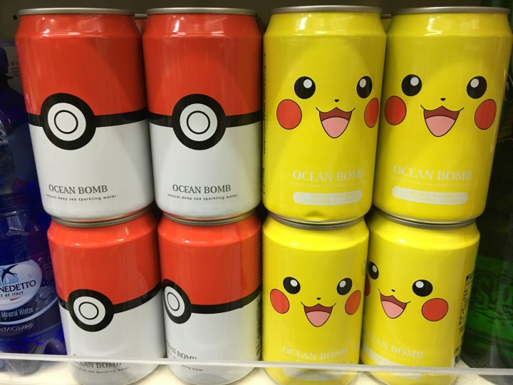 pokemon water
